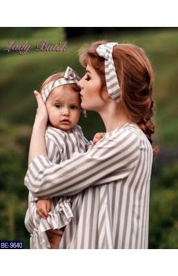 Набор(мама+дочка) BE-9640