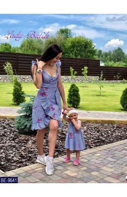 Набор(мама+дочка) BE-9641