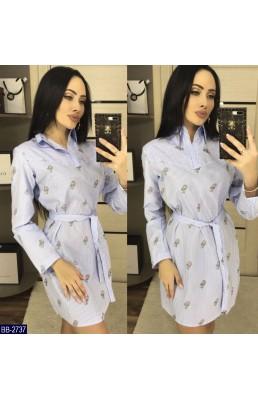Платье-Рубашка BB-2737