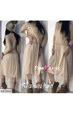 Платье BZ-1663
