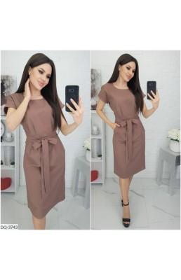 Платье DQ-3743