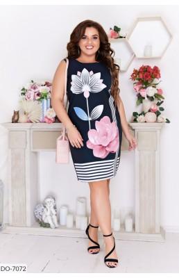 Платье DO-7072
