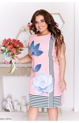 Платье DO-7074