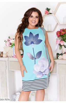 Платье DO-7076