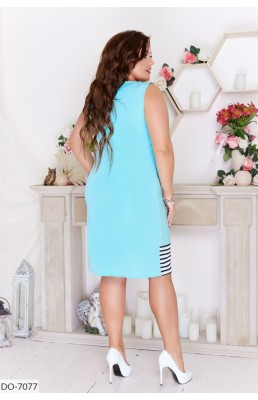 Платье DO-7077