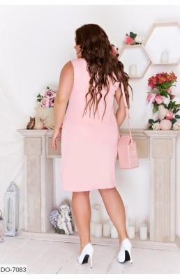 Платье DO-7083
