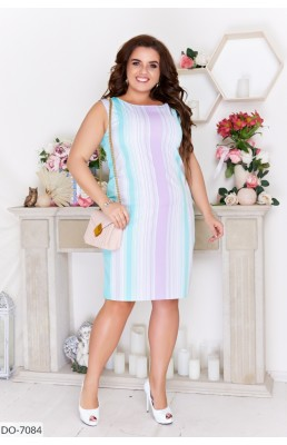 Платье DO-7084