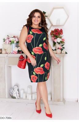 Платье DO-7086