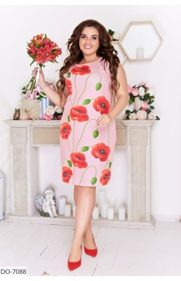 Платье DO-7088