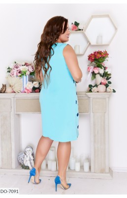 Платье DO-7091