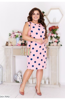 Платье DO-7092