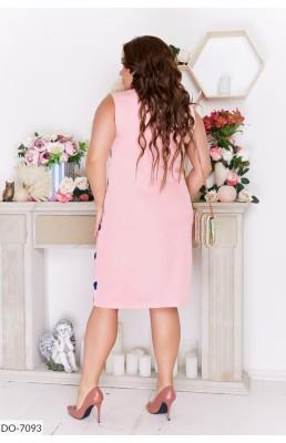 Платье DO-7093