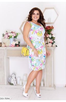 Платье DO-7094