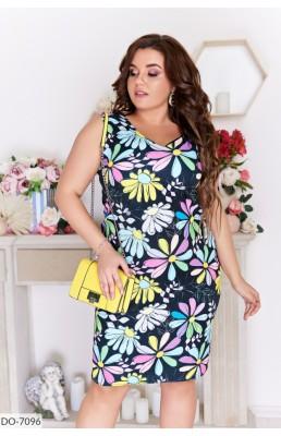 Платье DO-7096