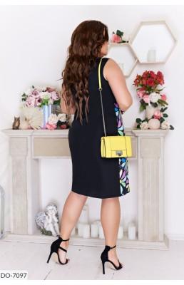 Платье DO-7097