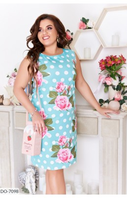 Платье DO-7098