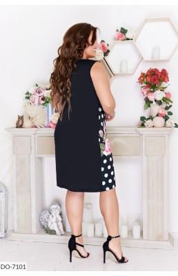 Платье DO-7101
