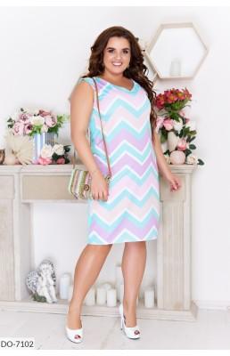 Платье DO-7102