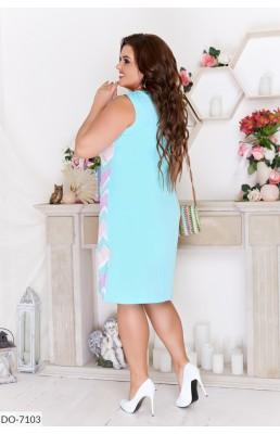 Платье DO-7103