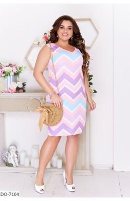 Платье DO-7104
