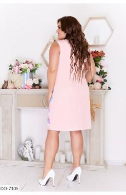 Платье DO-7105