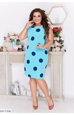 Платье DO-7106