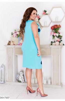 Платье DO-7107