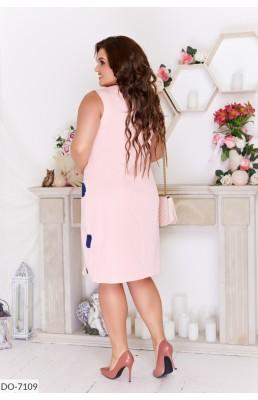 Платье DO-7109