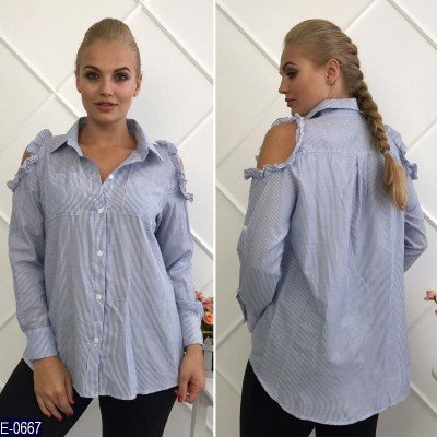 Блуза E-0667