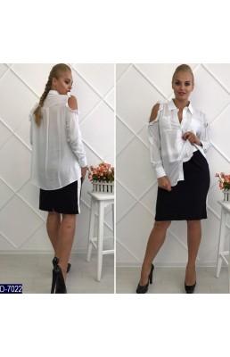 Рубашка D-7022