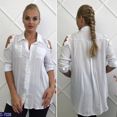 Рубашка D-7026
