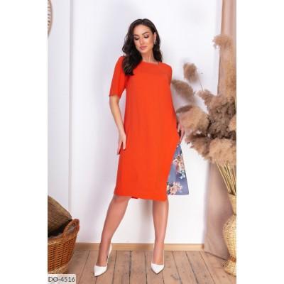 Платье DO-4516