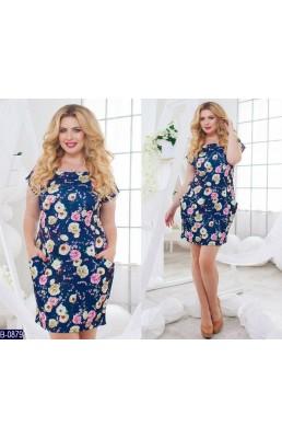 Платье B-0879