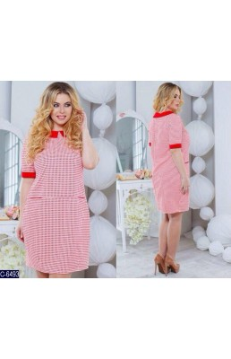 Платье C-6493