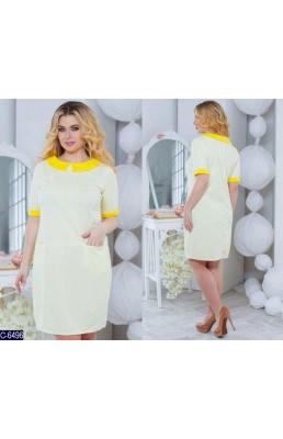 Платье C-6496