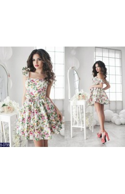 Платье B-0795