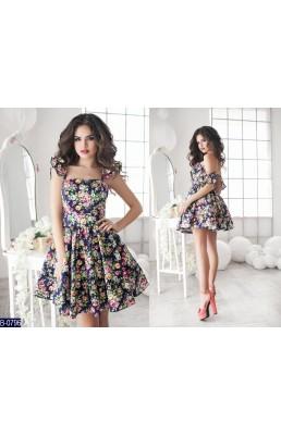 Платье B-0796