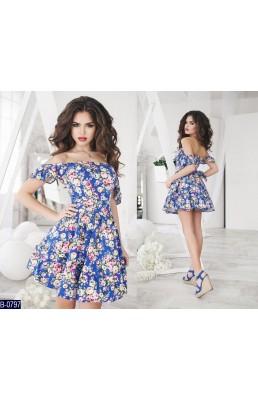 Платье B-0797