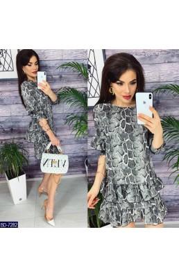 Коктейльное платье BD-7282