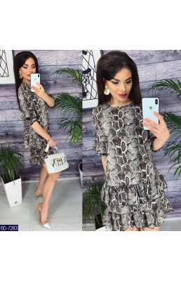 Коктейльное платье BD-7283