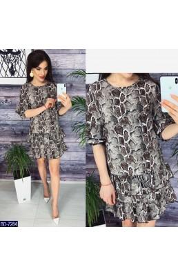 Коктейльное платье BD-7284