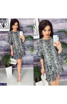 Коктейльное платье BD-7285