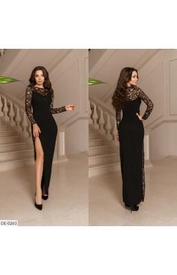 Вечернее платье DE-0261