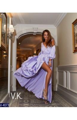 Вечернее платье V-4073