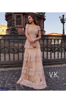 Вечернее платье AN-0213