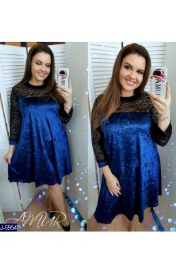 Вечернее платье J-6954