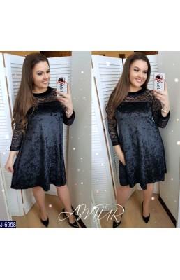 Вечернее платье J-6958