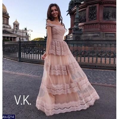Вечернее платье AN-0214